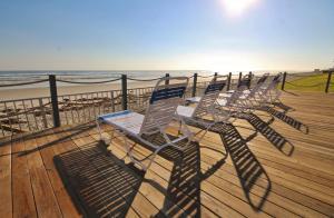 Sea Coast Gardens II 105, Prázdninové domy  New Smyrna Beach - big - 14