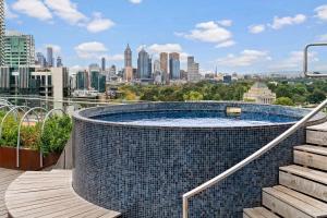 Melbourne Luxury Apartment, Apartmanok  Melbourne - big - 17