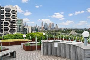 Melbourne Luxury Apartment, Apartmanok  Melbourne - big - 15