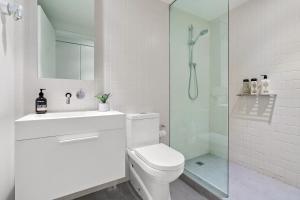 Melbourne Luxury Apartment, Apartmanok  Melbourne - big - 12