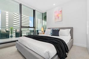 Melbourne Luxury Apartment, Apartmanok  Melbourne - big - 10