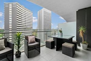 Melbourne Luxury Apartment, Apartmanok  Melbourne - big - 8