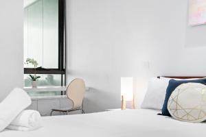 Melbourne Luxury Apartment, Apartmanok  Melbourne - big - 6