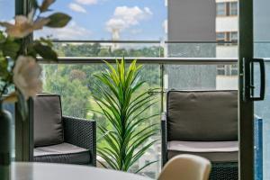 Melbourne Luxury Apartment, Apartmanok  Melbourne - big - 5