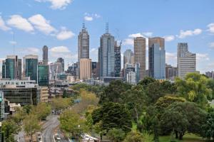 Melbourne Luxury Apartment, Apartmanok  Melbourne - big - 2