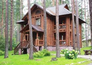 Отель Орлиное Гнездо, Усть-Муны