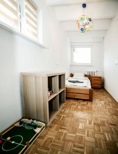 Duże wygodne mieszkanie dla całej rodziny