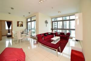 obrázek - Three Bedroom Apartment - Iris Blue