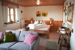 Bio Archehof Eislbauer, Vidéki vendégházak  Sankt Gilgen - big - 21