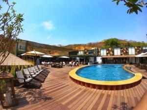 DATA Resort by Della Adventures, Rezorty  Lonavala - big - 25