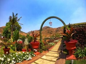 DATA Resort by Della Adventures, Rezorty  Lonavala - big - 23