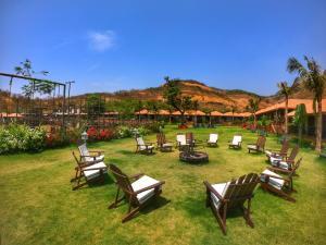 DATA Resort by Della Adventures, Rezorty  Lonavala - big - 24