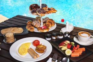 DATA Resort by Della Adventures, Rezorty  Lonavala - big - 16