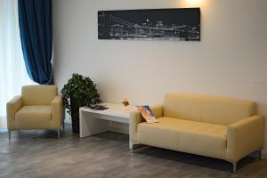Aparthotel Tiziano, Apartmánové hotely  Grado - big - 12