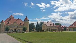 Apartments Remise am Schloss Stolpe - Gummlin