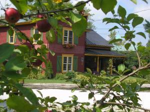 Gîte Au Chant de l'Onde - Accommodation - Frelighsburg