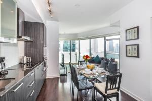 Dagi Suites - 2 Bedroom Condos near CN Tower and Lake