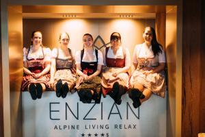 Hotel Enzian Hochsölden Superior - Sölden