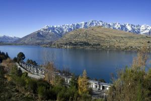 The Rees Hotel & Luxury Apartments, Szállodák  Queenstown - big - 16