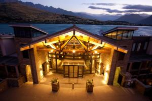 The Rees Hotel & Luxury Apartments, Szállodák  Queenstown - big - 51