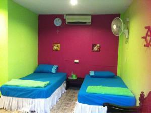 S.A.K. Apartment - Ban Laem Hin