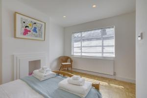Bright 3Bed, 2.5Bath House w/Garden in Barnes, Appartamenti  Londra - big - 15