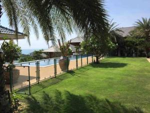 2 Bedroom Child Safe Colonial Sea View Villa - Koh Samui