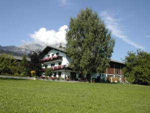 Gästehaus Gapp, Farmy  Wildermieming - big - 19