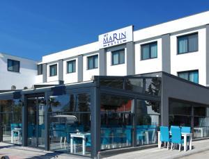 Отель Galindo Park Hotel, Тургутреис
