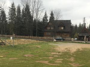 Camper place w Dolinie Chochołowskiej
