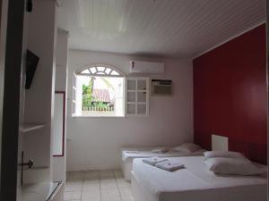 Hostels und Jugendherbergen - Pousada Pé de Caju