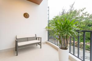Suite Junior con balcón Daisy Hoi An Homestay