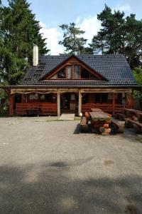 Ferienhaus Chata POMERANCH Ruprechtov Tschechien