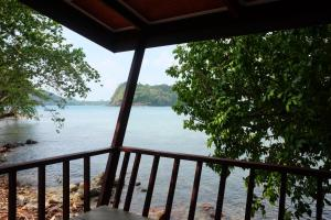 Bungalow Deluxe con vistas al mar Rayang Nature Private Island