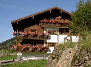 Ferienwohnung Moll - Hotel - Balderschwang