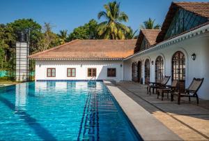 Auberges de jeunesse - The Postcard Cuelim, Goa
