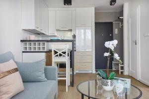 Saski Point Fresh Apartment