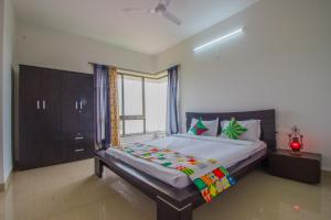 Sea View 1 BHK Stay, Vasco Goa, Apartments  Marmagao - big - 6