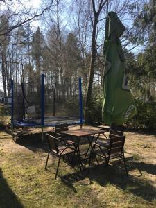 Leśna Domek Dębki