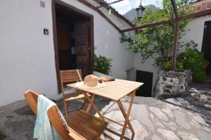 El Patio, Hermigua - La Gomera