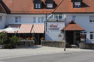 Hotel Ortel - Großingersheim