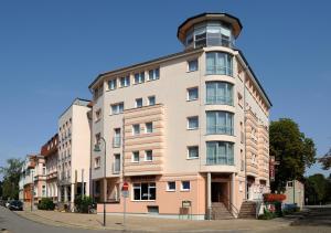 Hotel Stadt Naumburg - Leißling
