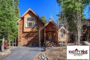Knotty Pine Retreat - Hotel - Tahoma