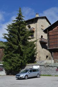 Hotel Alpina, Hotely  Lumbrein - big - 30