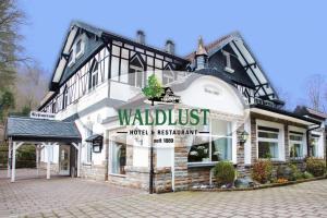 Hotel Restaurant Waldlust - Hagen