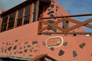 Casa abuela Amparo, Frontera