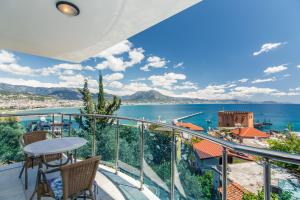Alanya Castle Apartment with Stunning View 14, 7400 Alanya