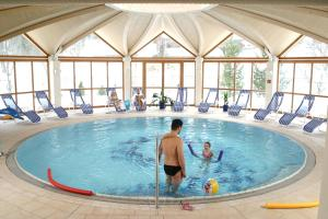Hotel Kärntnerhof, Hotely  Heiligenblut - big - 27
