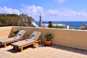 CENTER Penthouse - MEDIEVAL Town 10'- BEACH 2', 85100 Rhodos
