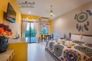 La Reina Maroc Hotel - Ban Sathani Bandai Ma